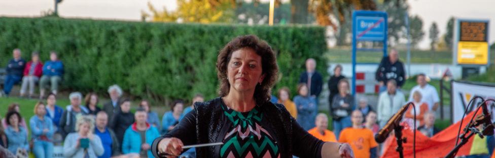 Trijnie van Dijk-Wols is Brakels eerste Maestro